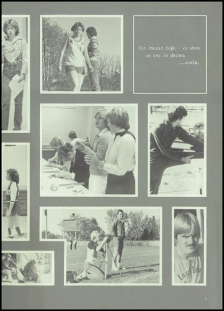 1982 Rio High School Yearbook Page 7