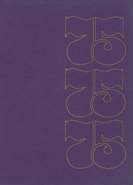 1975 Routt High School Yearbook Cover