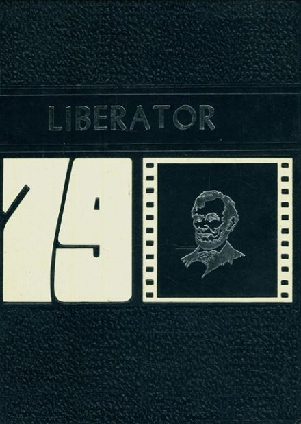 1979 Lincoln High School Yearbook Cover