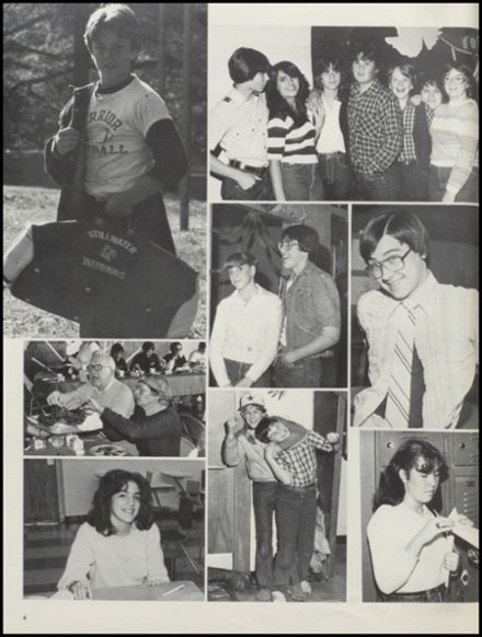 1982 Stillwater High School Yearbook Page 8