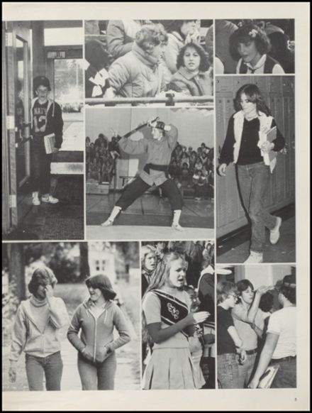 1982 Stillwater High School Yearbook Page 9