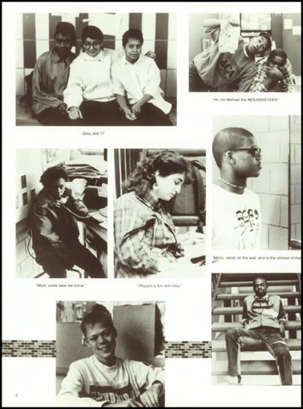 1987 Cambridge Rindge & Latin High School Yearbook Page 8