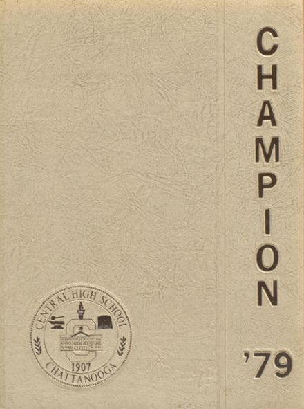 1979 Central High School Yearbook Cover