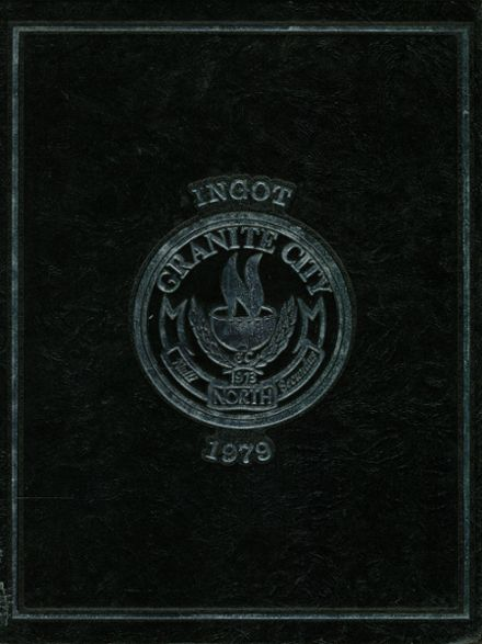 1979 Granite City High School Yearbook Cover