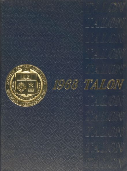 1968 Xaverian Brothers High School Yearbook Cover