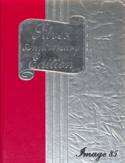 1985 Dade Christian High School Yearbook Cover
