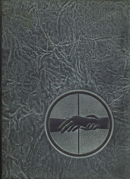 1972 North Hagerstown High School Yearbook Cover