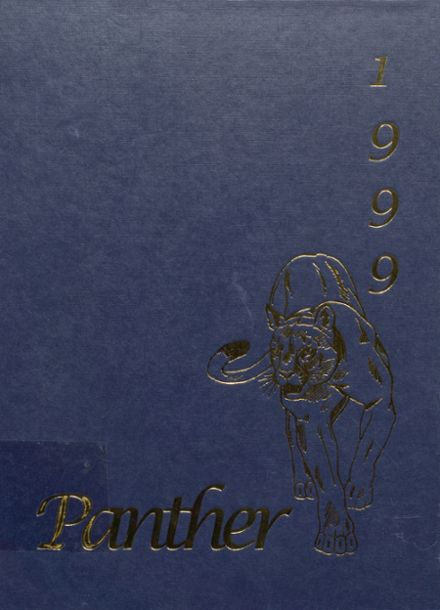 1999 Jal High School Yearbook Cover
