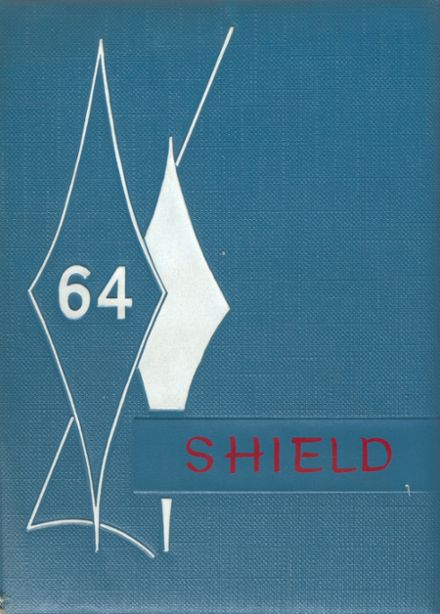 1964 Watkinson High School Yearbook Cover