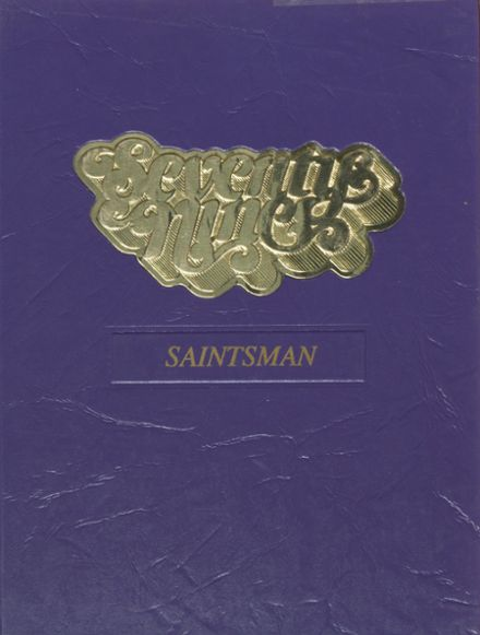 1979 St. Augustine High School Yearbook Cover