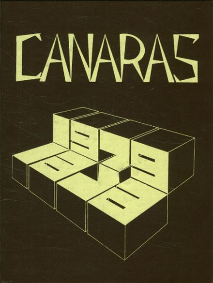 1979 Saranac Lake Central High School Yearbook Cover