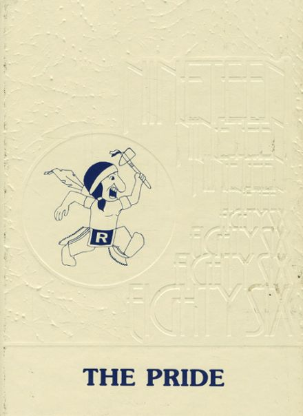 1986 Notre Dame High School Yearbook Cover