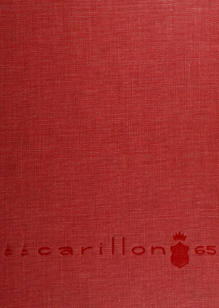 1965 Bellaire High School Yearbook Cover