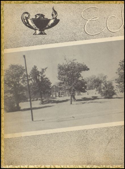 1949 Kirby High School Yearbook Page 2