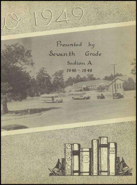 1949 Kirby High School Yearbook Page 3