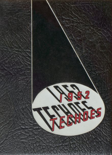 1952 St. Cloud Technical High School Yearbook Cover