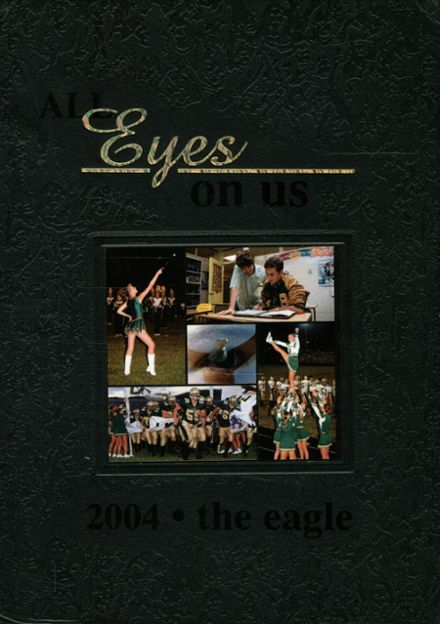 2004 Braxton County High School Yearbook Cover