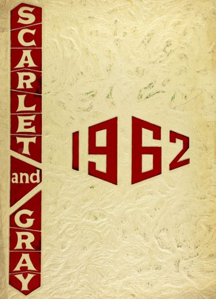 1962 West Lafayette High School Yearbook Cover