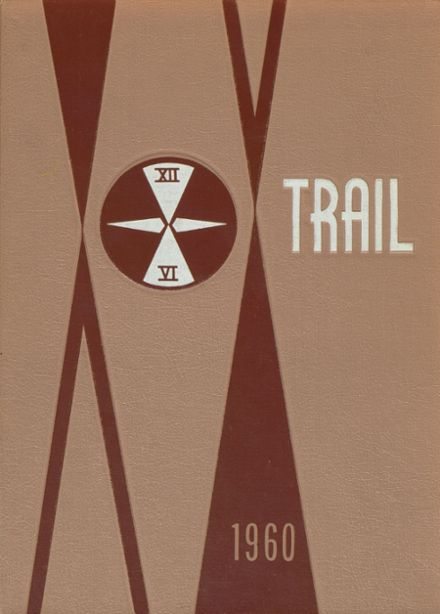 1960 Norman High School Yearbook Cover