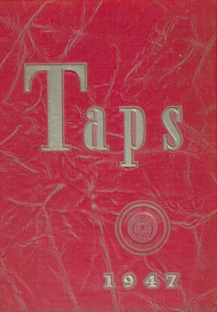 1947 St. John's College High School Yearbook Cover
