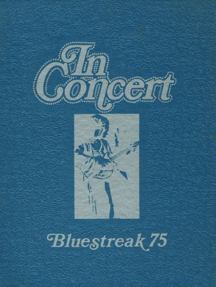 1975 Archbold High School Yearbook Cover