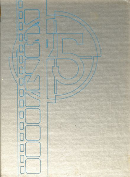 1975 New Canaan High School Yearbook Cover