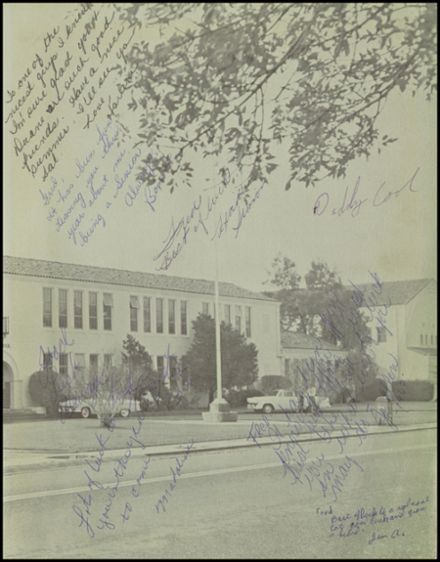 1961 Grant Union High School Yearbook Page 3