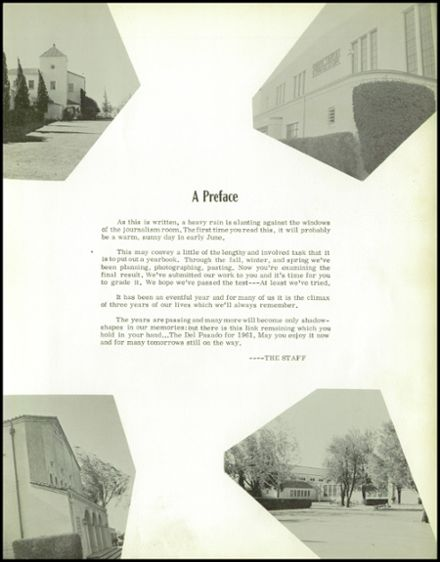 1961 Grant Union High School Yearbook Page 7