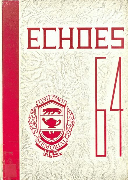 1964 Levittown Memorial High School Yearbook Cover
