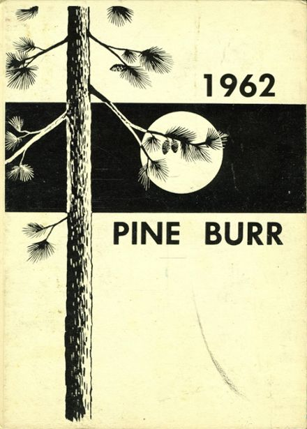 1962 Cleveland High School Yearbook Cover