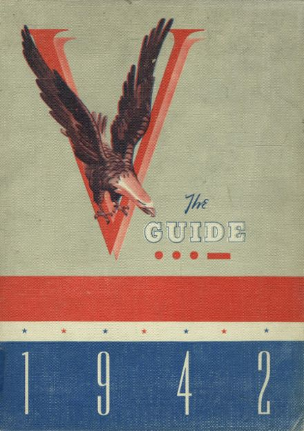 1942 Ashland High School Yearbook Cover