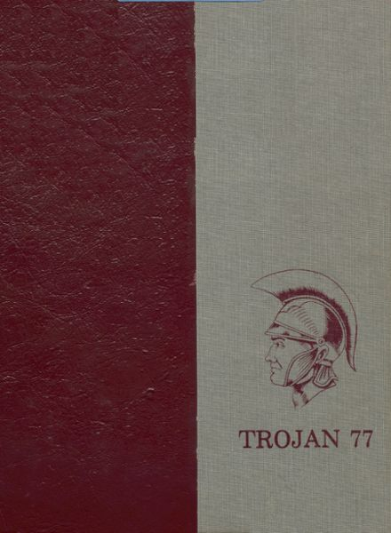 1977 Kirby High School Yearbook Cover