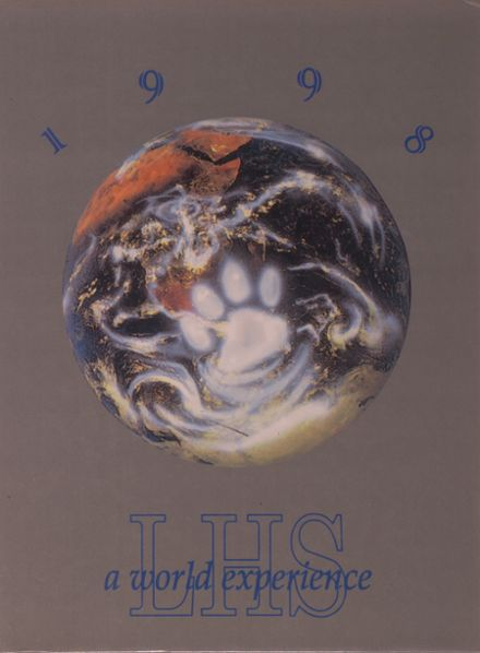 1998 Loyola High School Yearbook Cover