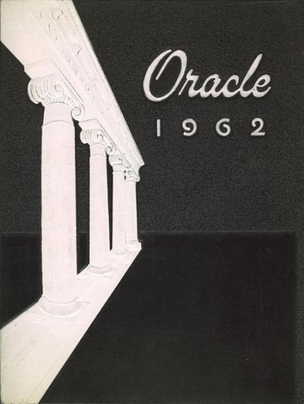 1962 Lafayette High School 204 Yearbook Cover