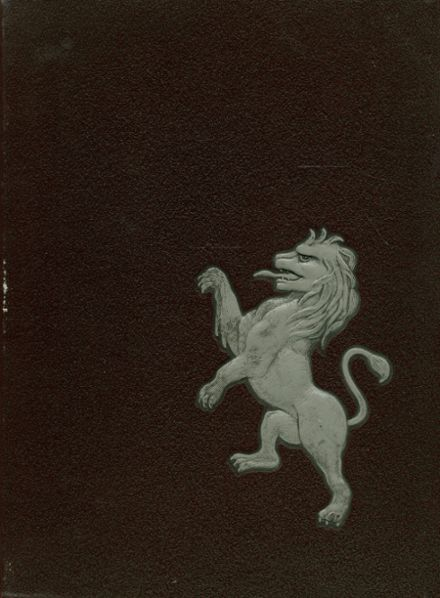 1964 Phillips Exeter Academy Yearbook Cover