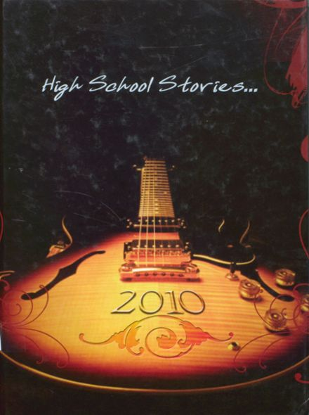 2010 Cowanesque Valley High School Yearbook Cover