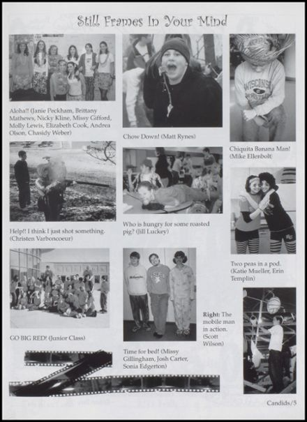 2003 Richland Center High School Yearbook Page 9