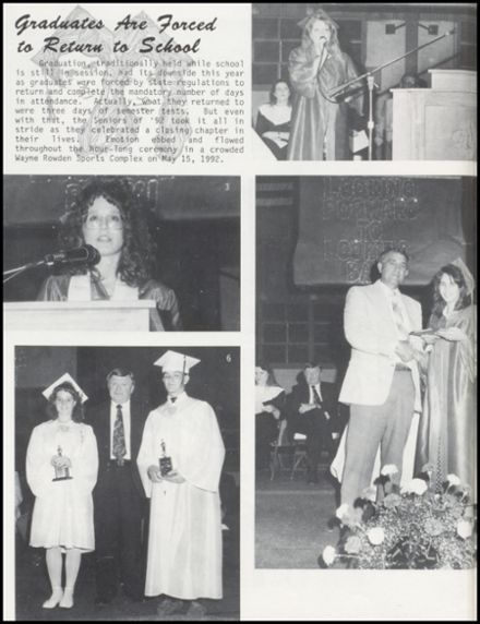 1992 Skiatook High School Yearbook Page 6