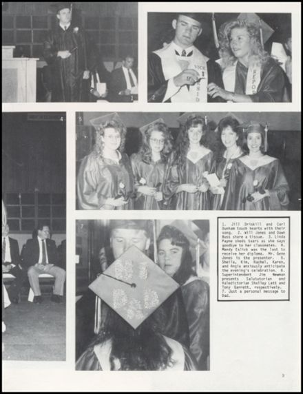 1992 Skiatook High School Yearbook Page 7
