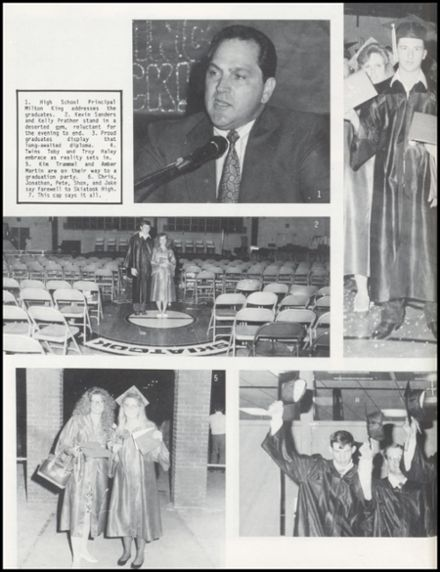 1992 Skiatook High School Yearbook Page 8