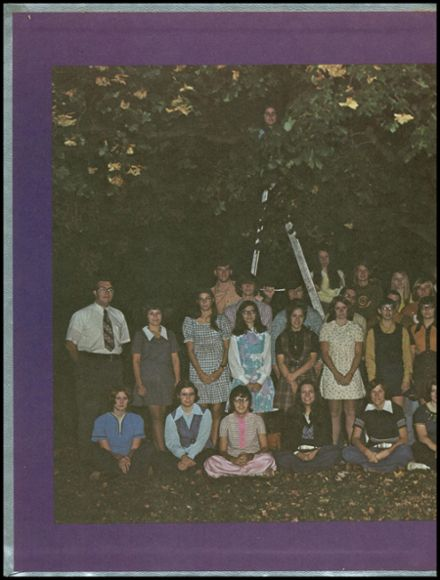 1974 North Central High School Yearbook Page 2
