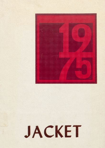 1975 Abbeville High School Yearbook Cover