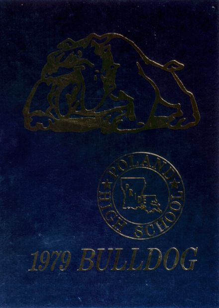1979 Poland High School Yearbook Cover