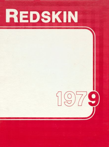 1979 Union High School Yearbook Cover