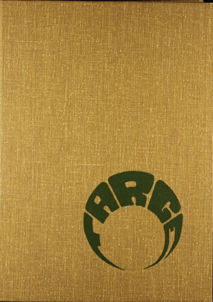 1970 Incline High School Yearbook Cover
