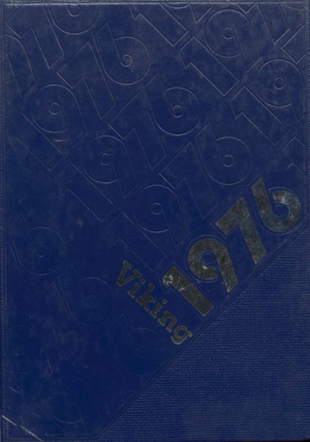 1976 Lakeview High School Yearbook Cover