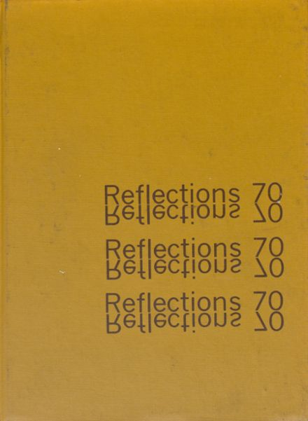 1970 Damascus High School Yearbook Cover