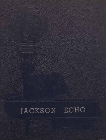 1948 Jackson Township High School Yearbook Cover