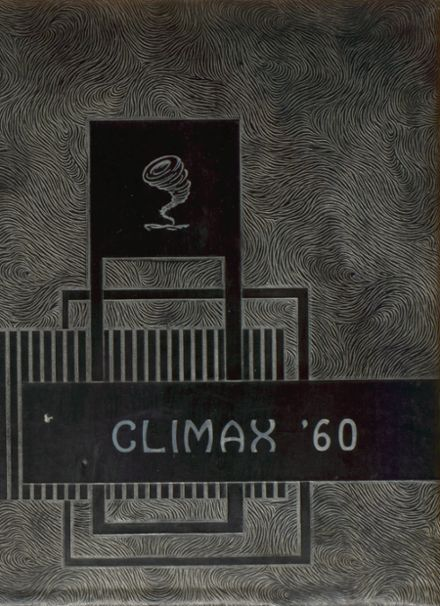 1960 Russellville High School Yearbook Cover