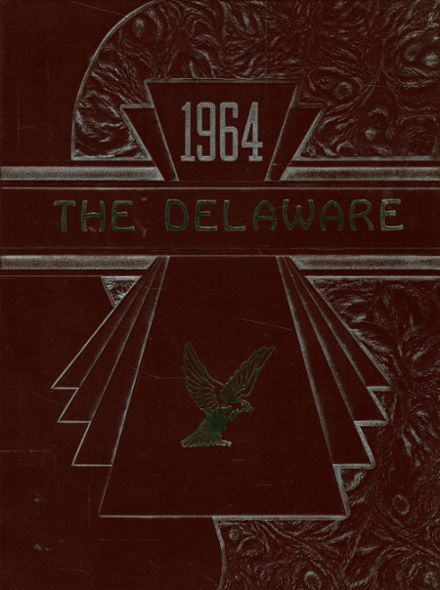 1964 Delaware Valley High School Yearbook Page 1